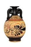Ceramic vase royalty free stock photography