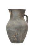 Ceramic vase stock image