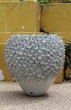 Ceramic vase. Royalty Free Stock Photography