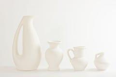 Ceramic vases Royalty Free Stock Photo