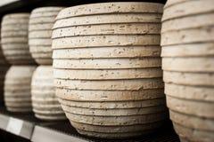 Ceramic vases Stock Photography