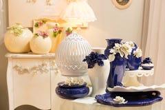 Ceramic vases Stock Photos