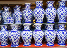 Ceramic vases Royalty Free Stock Images