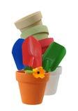 Ceramic vases Stock Photo