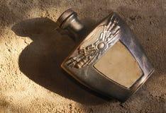 Ceramic vessel. Royalty Free Stock Photography