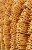 Ceramic wall Stock Photography