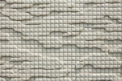 Ceramic wall background Stock Photo