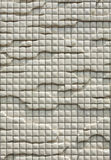 Ceramic wall background Royalty Free Stock Images