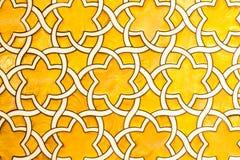 Ceramic wall pattern background Stock Photos
