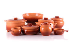 Ceramic ware. Stock Photography