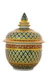Ceramic ware handcraft bowl Stock Photos
