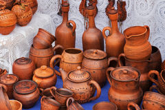Ceramic ware. Stock Image