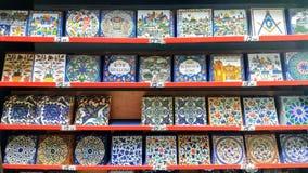 Ceramica armena Fotografie Stock