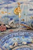 Ceramica artistica Fotografia Stock