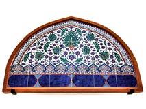 Ceramica dell'ottomano Fotografie Stock