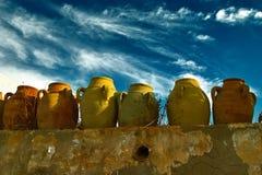 Ceramica delle terraglie Fotografie Stock Libere da Diritti