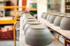 Ceramica greca tradizionale fotografia stock