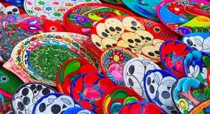 Ceramica messicana Fotografia Stock Libera da Diritti