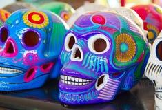 Ceramica messicana Fotografie Stock