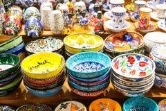Ceramica turca Immagini Stock