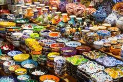 Ceramica turca Fotografie Stock