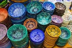 Ceramica turca Fotografia Stock Libera da Diritti
