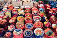 Ceramico spagnolo Fotografia Stock