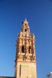 Ceramics belfry of Jerez Royalty Free Stock Photos