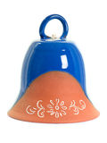 Ceramics bell Royalty Free Stock Photos