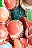 Ceramics Bowl Stock Image