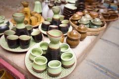 Ceramics Stock Photography