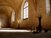 Ceramics Exhibition Royalty Free Stock Image