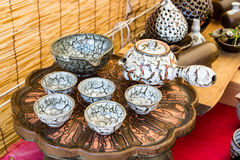 Ceramics Stock Photo
