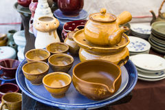 Ceramics Royalty Free Stock Photography