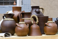 Ceramics I Stock Photo
