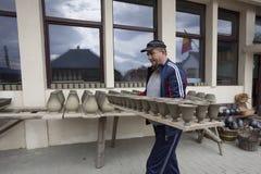 Ceramics of Marginea Royalty Free Stock Photo