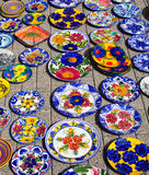 Ceramics from Mediterranean Spain Stock Photography