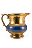 Ceramics pitcher Royalty Free Stock Image