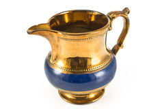 Ceramics pitcher Royalty Free Stock Photo