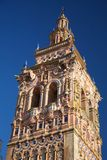 Ceramics tower Stock Photo
