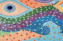 ceramiczna ściana Obraz Royalty Free