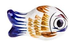 Ceramiczna ryba Zdjęcia Royalty Free