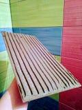 ceramiczne płytki kończy pracy obraz stock