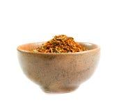 ceramiczne puchar pikantność zdjęcie royalty free