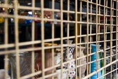 ceramiczne wazy Zdjęcie Stock