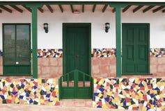 ceramiczne wejścia domu płytki obrazy royalty free