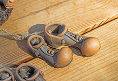ceramiczne zabawki Fotografia Stock
