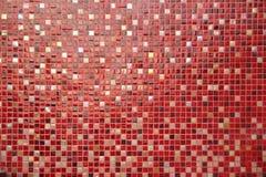 ceramicznego kolorowego składu szklane mozaiki płytki zdjęcia stock