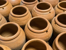 Ceramicznego rzemiosła ceramiczna glina Obrazy Royalty Free