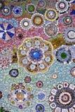 Ceramicznej płytki wzory Obrazy Royalty Free